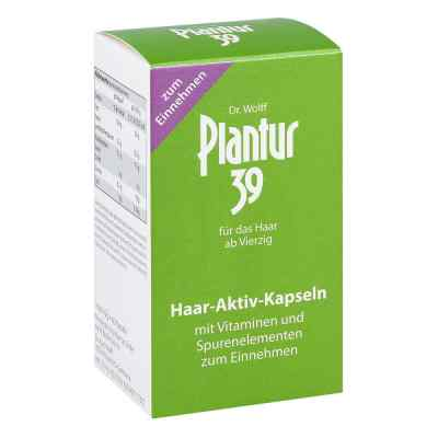 Plantur 39 Haar Aktiv Kapseln  bei juvalis.de bestellen