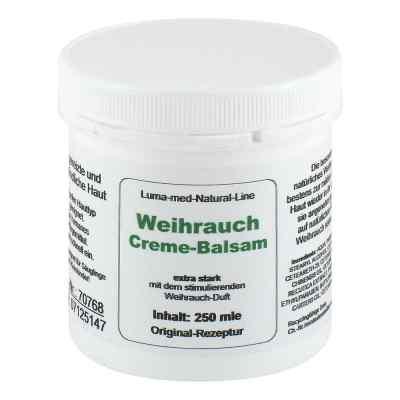 Weihrauch Creme Balsam  bei juvalis.de bestellen