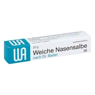 Weiche Nasensalbe noctu  Doktor  Bader  bei juvalis.de bestellen