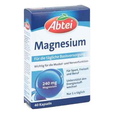 Abtei Magnesium Kapseln  bei juvalis.de bestellen