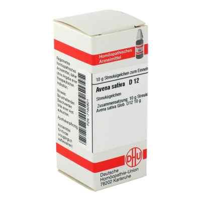 Avena Sativa D 12 Globuli  bei juvalis.de bestellen