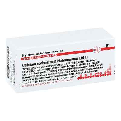 Lm Calcium Carb. Iii Globuli Hahnemanni  bei juvalis.de bestellen