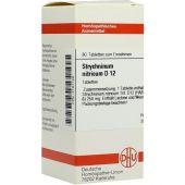 Strychninum Nitric. D12 Tabletten  bei juvalis.de bestellen