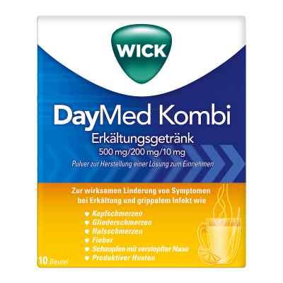 Wick Daymed Kombi Erkältungsgetränk  bei juvalis.de bestellen