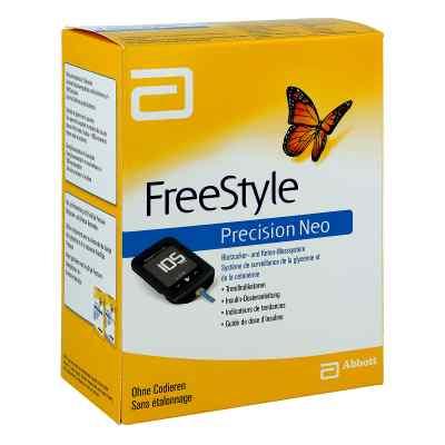Freestyle Precision Neo Blutzuckermesssyst.mg/dl  bei juvalis.de bestellen