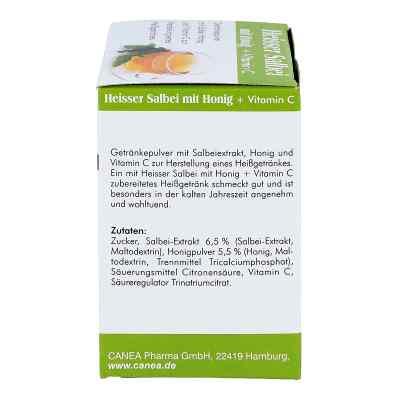 Heisser Salbei+honig+vit.c Pulver  bei juvalis.de bestellen