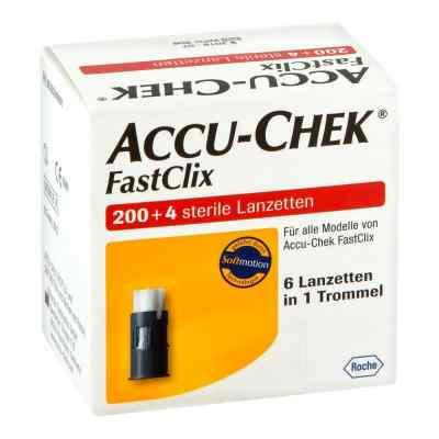 Accu Chek Fastclix Lanzetten  bei juvalis.de bestellen