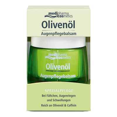 Olivenöl Augenpflegebalsam  bei juvalis.de bestellen