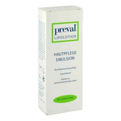 Preval Lipolotion  bei juvalis.de bestellen