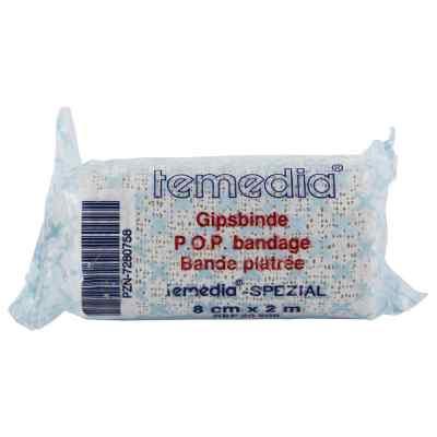 Gipsbinde Temedia spezial 2 m x 8 cm  bei juvalis.de bestellen
