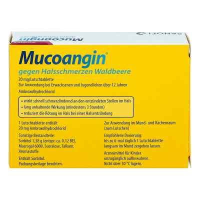 Mucoangin gegen Halsschmerzen Waldbeere  bei juvalis.de bestellen