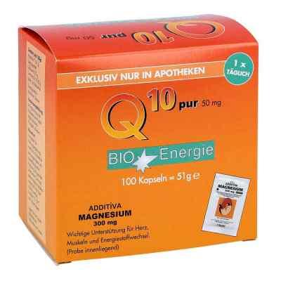 Q10 Pur 50 mg Kapseln  bei juvalis.de bestellen