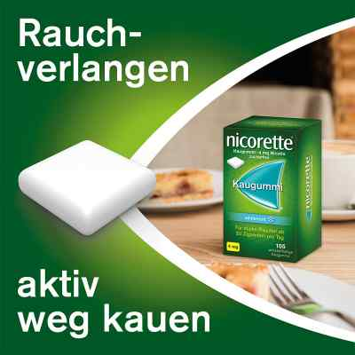 Nicorette 4mg whitemint  bei juvalis.de bestellen