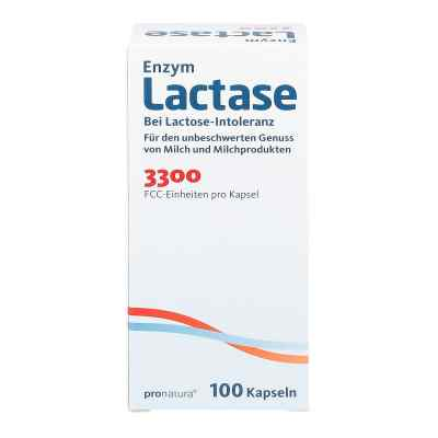 Lactase 3300 Fcc 200 mg Kapseln  bei juvalis.de bestellen