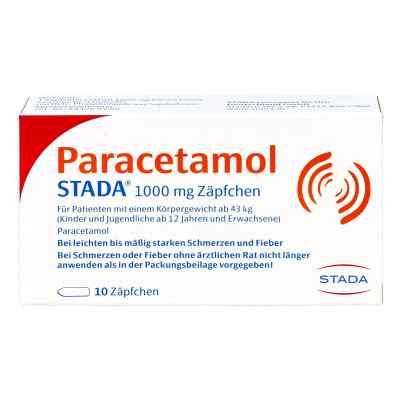 Paracetamol STADA 1000mg  bei juvalis.de bestellen