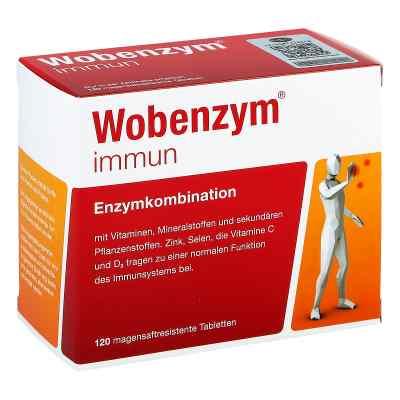 Wobenzym immun Tabletten  bei juvalis.de bestellen