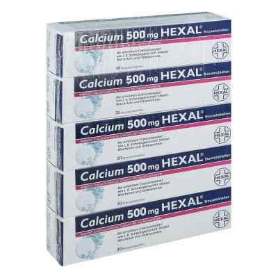 Calcium 500mg HEXAL  bei juvalis.de bestellen