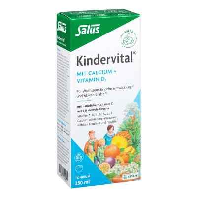 Kindervital Bio mit Calcium+d3 Tonikum Salus  bei juvalis.de bestellen