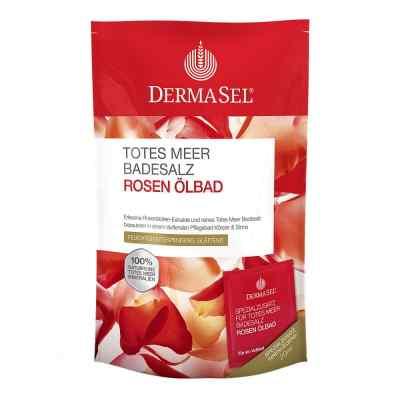 Dermasel Totes Meer Badesalz+rose Spa  bei juvalis.de bestellen