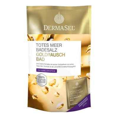 Dermasel Totes Meer Badesalz+gold Exklusiv  bei juvalis.de bestellen