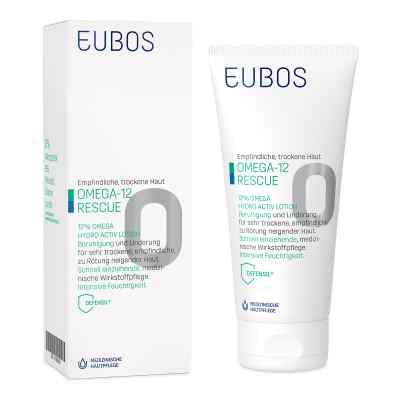 Eubos Empfindl. Haut Omega 3-6-9 Hydroactiv Lotion  bei juvalis.de bestellen