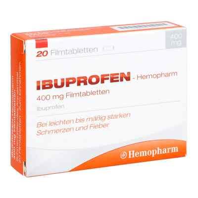 Ibuprofen-Hemopharm 400mg  bei juvalis.de bestellen