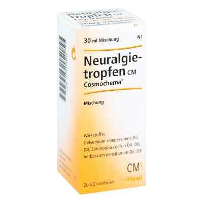 Neuralgie Tropfen Cm Cosmochema  bei juvalis.de bestellen