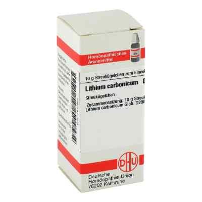 Lithium Carb. D 200 Globuli  bei juvalis.de bestellen