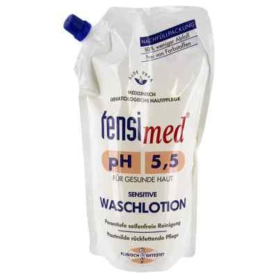Tensimed Waschemulsion Nachfüllpackung   bei juvalis.de bestellen