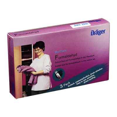 Bio Check Formaldehyd Test  bei juvalis.de bestellen