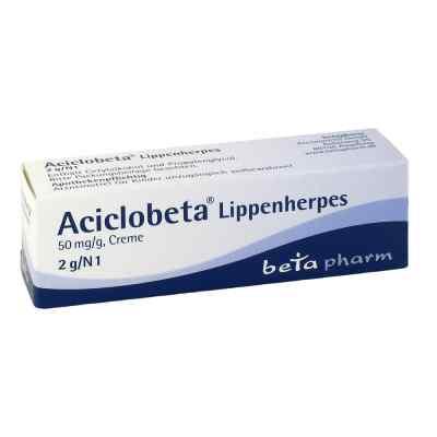 Aciclobeta Lippenherpes  bei juvalis.de bestellen
