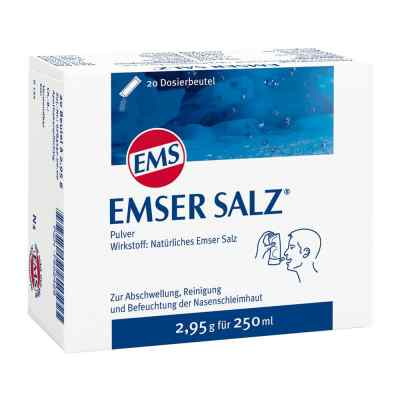 Emser Salz im Beutel 2,95g  bei juvalis.de bestellen