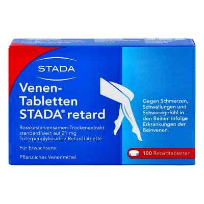 Venen-Tabletten STADA retard  bei juvalis.de bestellen