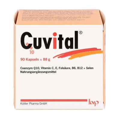 Cuvital Kapseln  bei juvalis.de bestellen