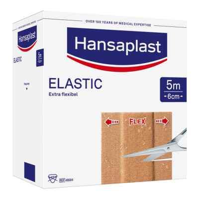 Hansaplast Elastic Pflaster 5mx6cm  bei juvalis.de bestellen