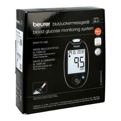 Beurer Gl44 mg/dl Blutzuckermessgerät  bei juvalis.de bestellen