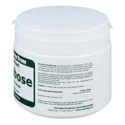 D-ribose 100% hochrein Pulver  bei juvalis.de bestellen