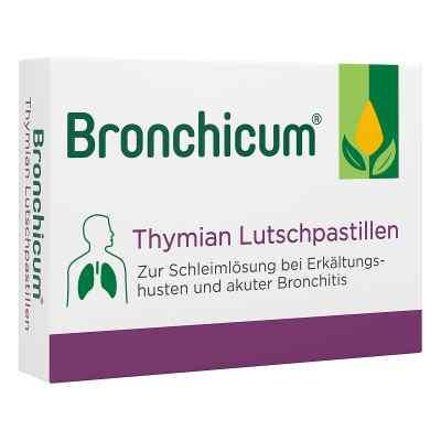 Bronchicum Thymian Lutschpastillen  bei juvalis.de bestellen