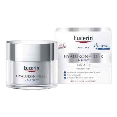 Eucerin Anti-Age Hyaluron-filler Tag trockene Haut  bei juvalis.de bestellen