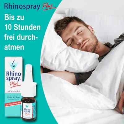 Rhinospray Plus bei Schnupfen Nasenspray  bei juvalis.de bestellen