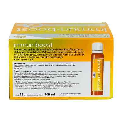 Immun-boost Orthoexpert Trinkampullen  bei juvalis.de bestellen
