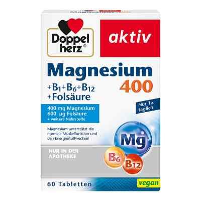 Doppelherz Magnesium 400 mg Tabletten  bei juvalis.de bestellen