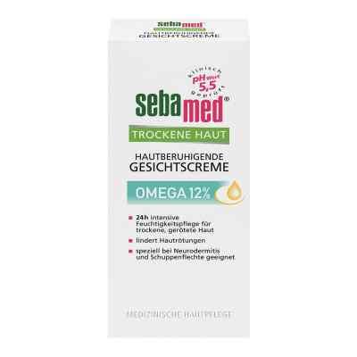 Sebamed Trockene Haut Omega 12% Gesichtscreme  bei juvalis.de bestellen