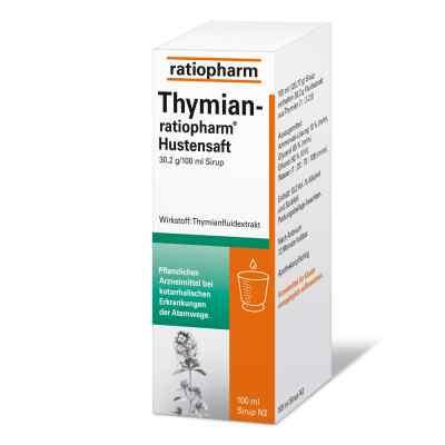 THYMIAN-ratiopharm Hustensaft  bei juvalis.de bestellen