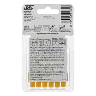 Tepe Interdentalbürste 0,7mm gelb  bei juvalis.de bestellen