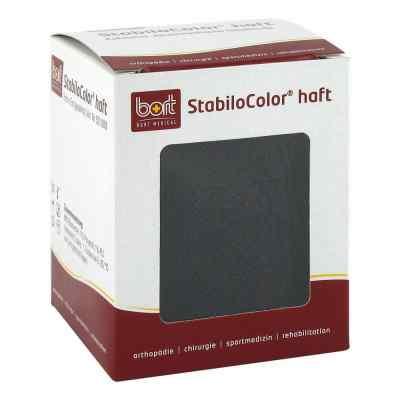Bort Stabilocolor haft Binde 8cm schwarz  bei juvalis.de bestellen