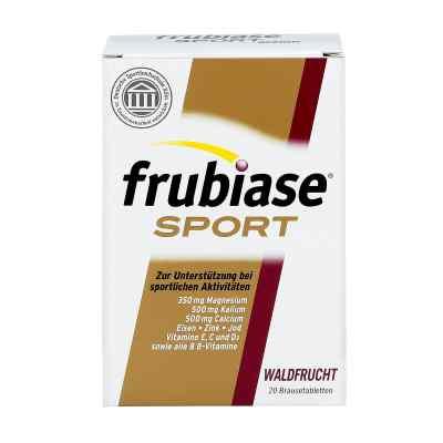 Frubiase Sport Waldfrucht Brausetabletten  bei juvalis.de bestellen