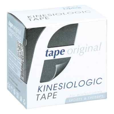 Kinesio Tape Original schwarz Kinesiologic  bei juvalis.de bestellen