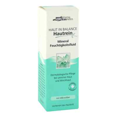 Haut In Balance Mineral Feuchtigkeitsfluid  bei juvalis.de bestellen