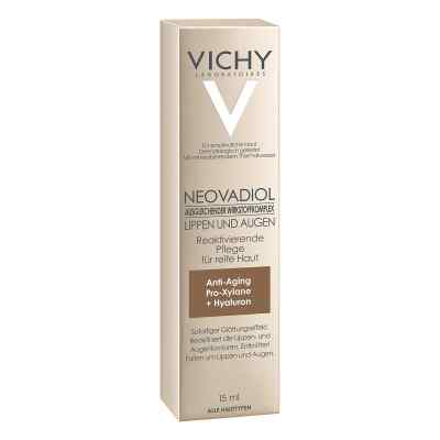 Vichy Neovadiol Gf Konturen Lippen und Augen Creme  bei juvalis.de bestellen